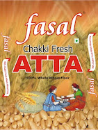 Fasal Chakki Atta 5kg & 10kg Available Now