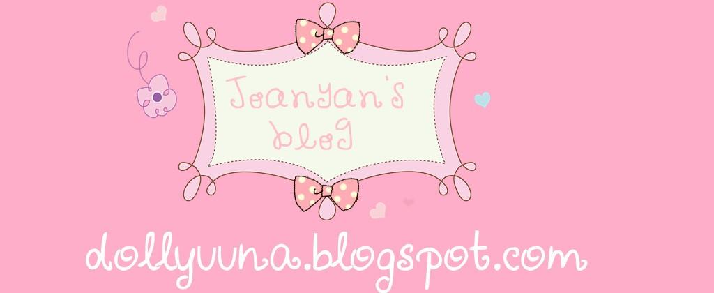 ★Joanyanのブログ★