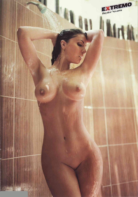 Fanny Lu Descuidos Haydee Navarra Desnuda En Revista H Etremo