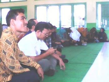 Acara Perpisahan Guru