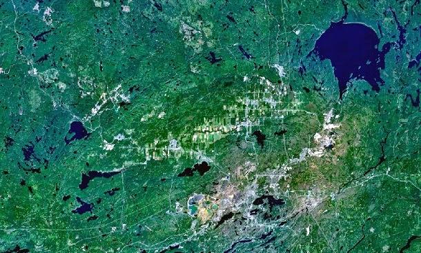 Cratera de Sudbury