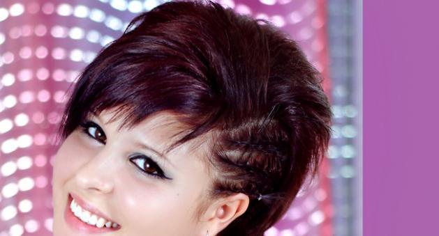 Peinados con trenzas para cabello corto 2013 como hacer - Como hacer peinados faciles ...