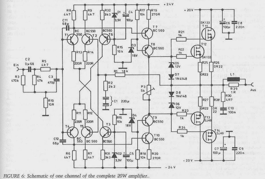 The Class A MosFet-Ology | Vienna 33 1/3 - Golden Treasures in Music ...