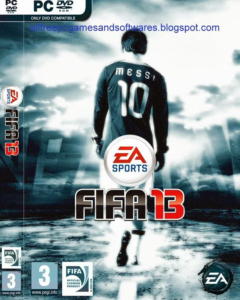 1. FIFA 13 (2012/RUS/ENG/MULTI7/DEMO/RePack) скачать бесплатно.
