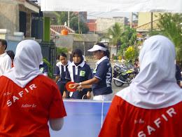 Timnas Tenis Meja Putri