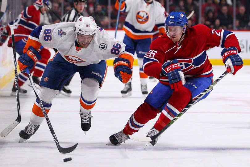 Montreal Vs Islanders