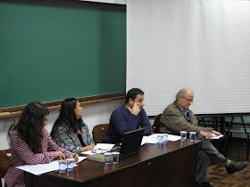 Mesa Redonda: Antropologia do trabalho. IX RAM. 2011