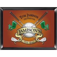 Nineteenth Hole Personalized Pub Sign