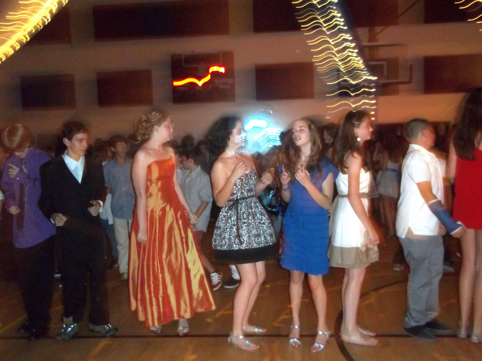 Monument valley regional middle school art class semi formal dance