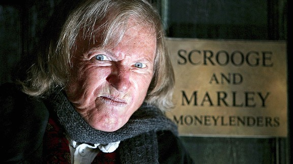 Scrooge and Marley Moneylenders