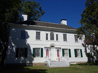 紐澤西莫里斯敦國家歷史公園遊記 (Morristown National Historic Park)