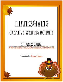 Thanksgiving Creative Writing Free Download by Tracee Orman