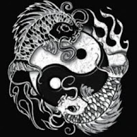 Carpas Yin Yang