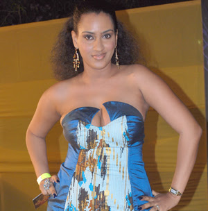 Actress Juliet Ibrahim