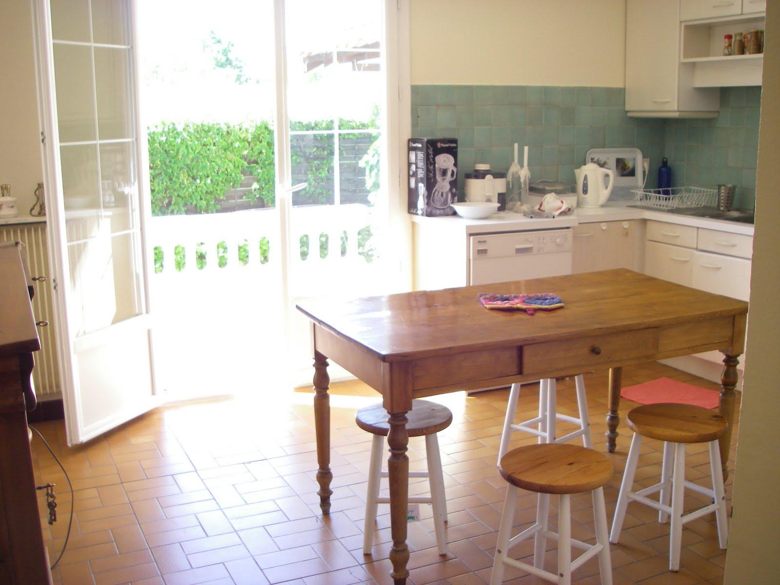 Villa de charme150 m2 blagnac cuisine independante 16m2 for Cuisine 16m2