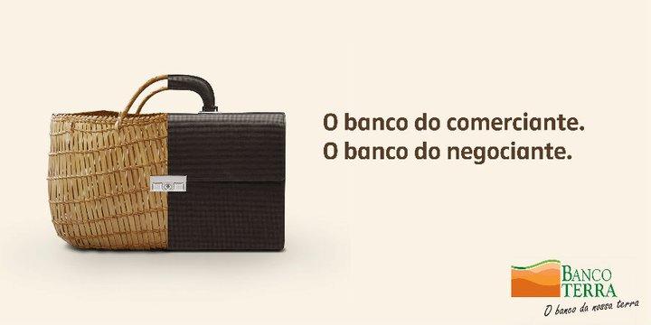 Gramei: Campanha Insucional - Banco Terra on