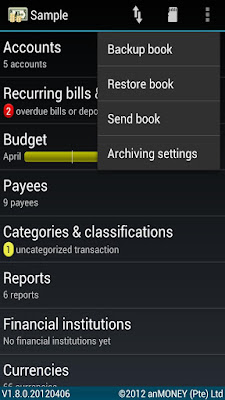 anMoney PRO Finance v1.10.5.20130110 APK