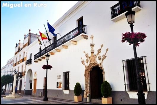 Olivenza-Ayuntamiento