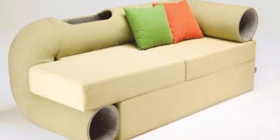 Sofa khusus kucing