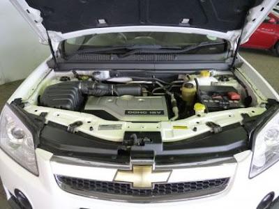 Foto Mesin Diesel Chevrolet Captiva pre-facelift