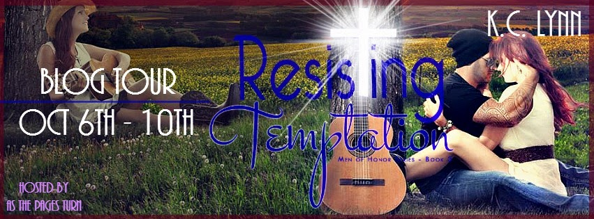 Blog Tour: Book Review + Giveaway – Resisting Temptation by K.C. Lynn