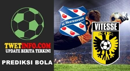 Prediksi Heerenveen vs Vitesse, Eredivisie 26-09-2015