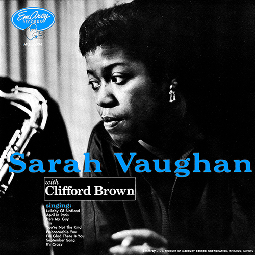 Sarah Vaughan - Lullaby Of Birdland