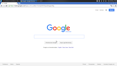 install google chrome diubuntu