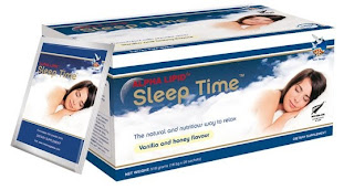 ALPHA LIPID SLEEP TIME
