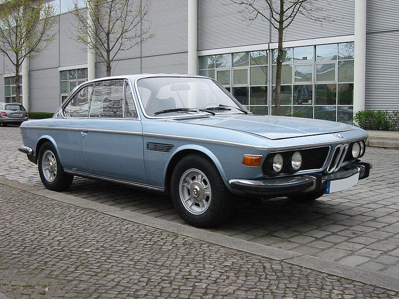 Automotive Database: BMW New Class Coupé