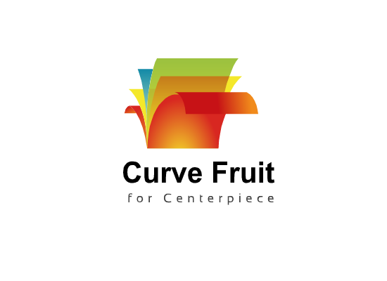 Curve Fruit to make it