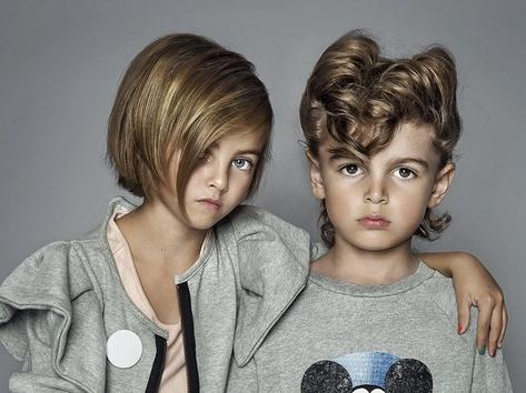 peinados infantiles creativos