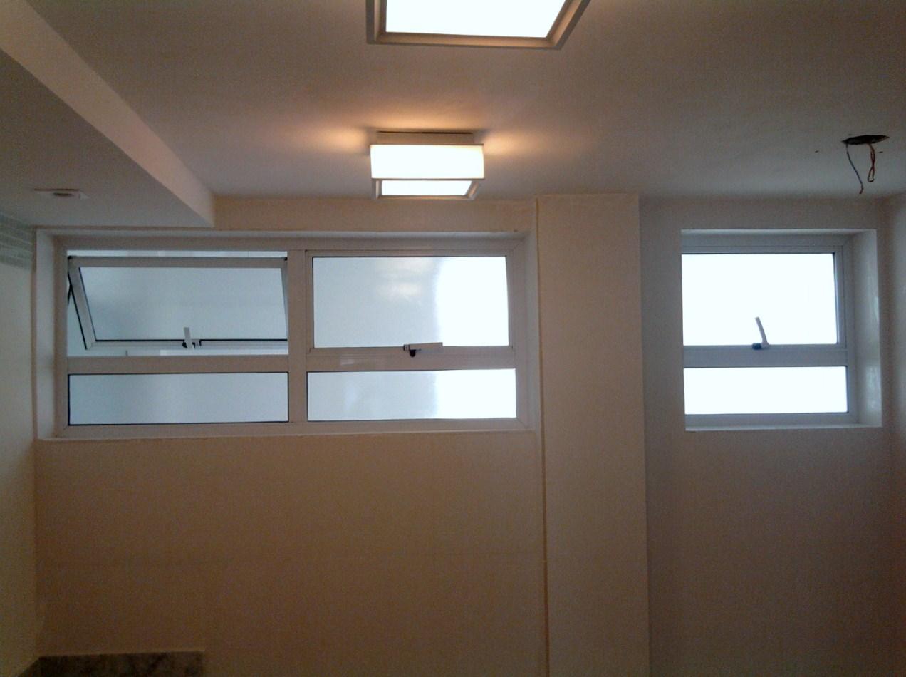 #A46327 Alumais Alumínio e Vidros: Janela maxim ar com 02 folhas e fixo  1678 Janela De Aluminio Maximo Ar