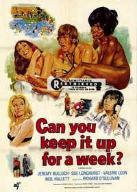 Can I Keep It Up for a Week? (1975)