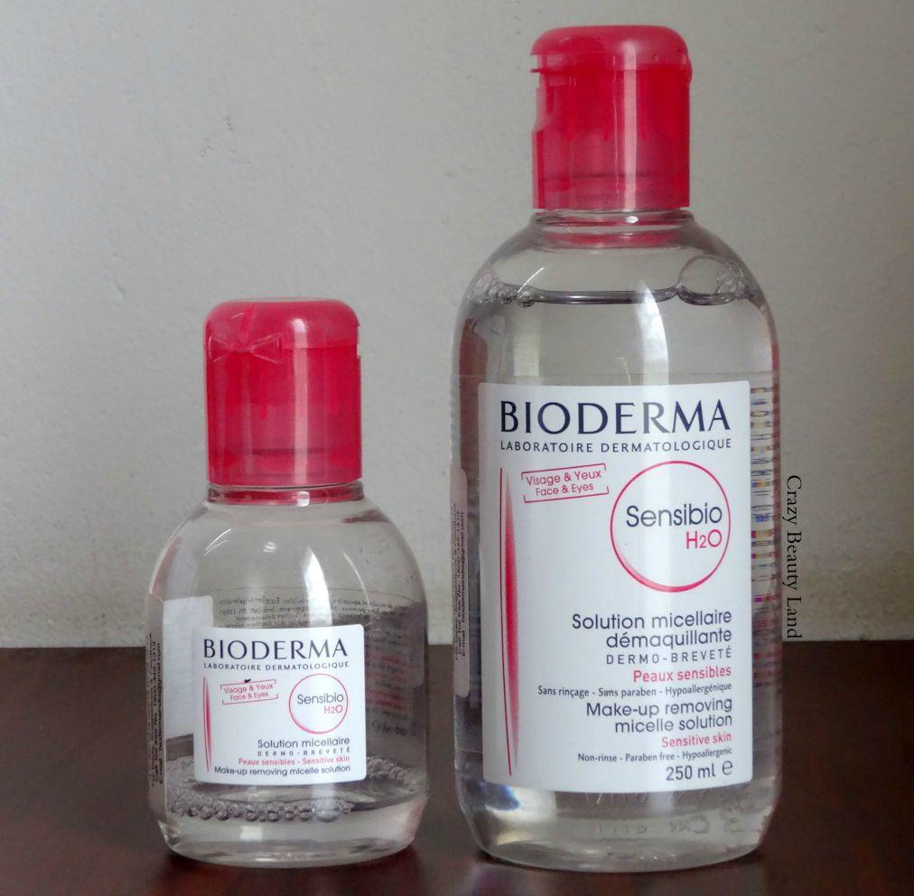 SkincareWeek Finale: I Heart the Bioderma Sensibio H2O Makeup ...
