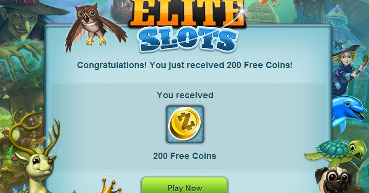 free zynga slots coins