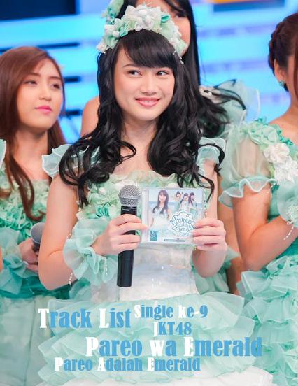 Lirik Lagu JKT48 - Pareo wa Emerald (Pareo adalah Emerald)