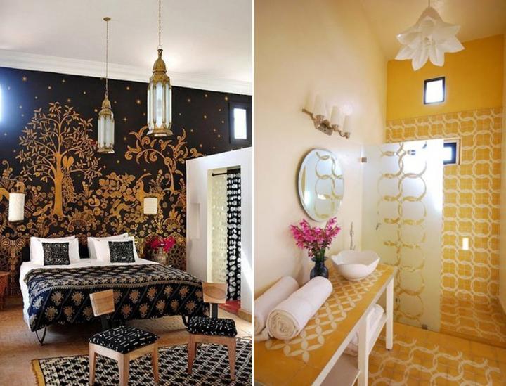 Not for boring decorando con estilo rabe - Estilo arabe decoracion ...