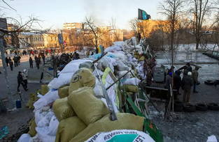 Украина Киев Майдан
