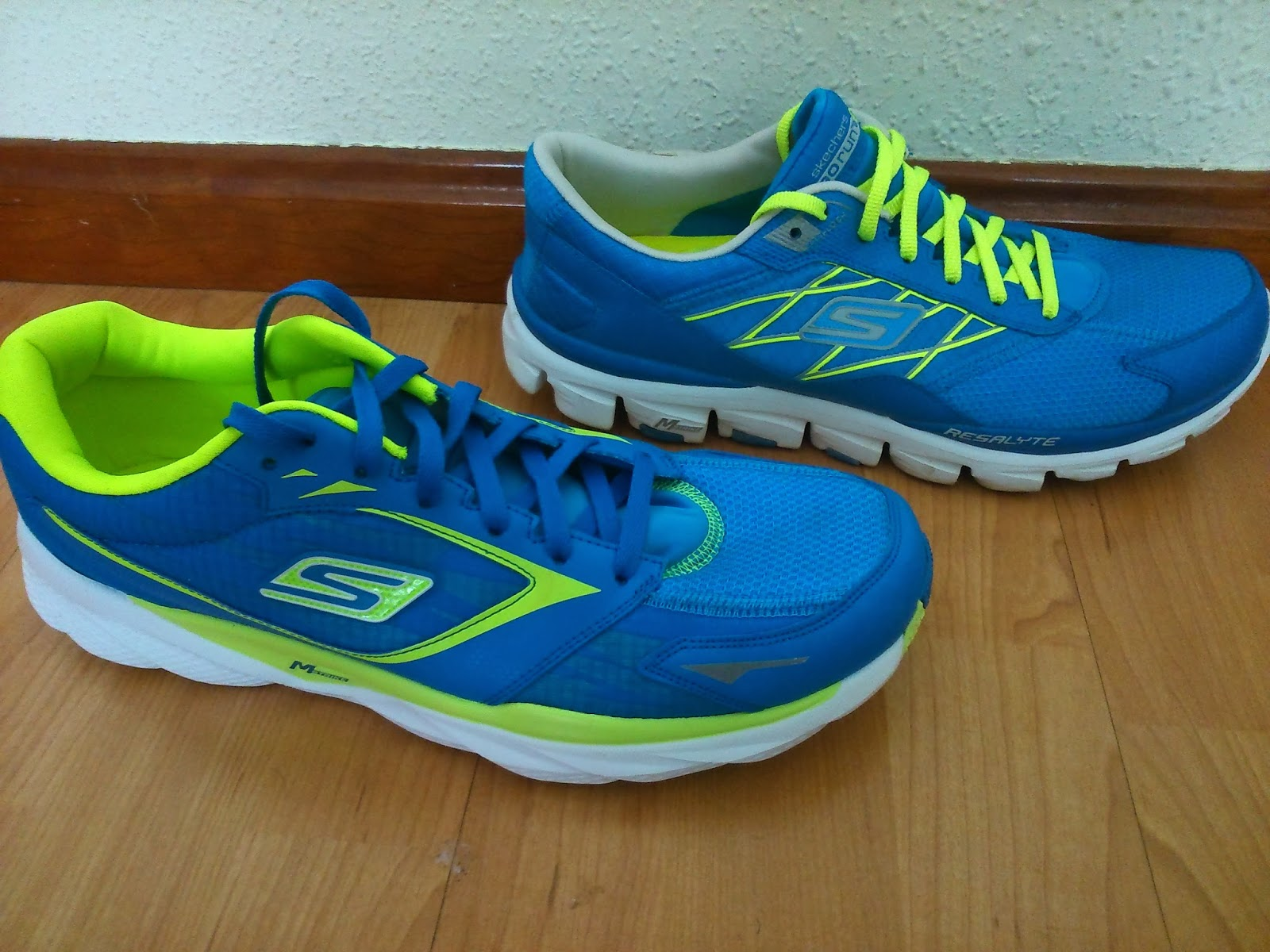 skechers gorun ride 3 vs gorun riude 2