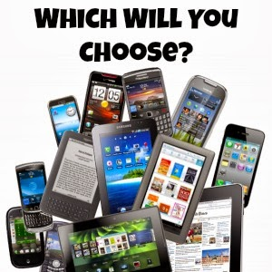 Win a Smartphone or Tablet of Your Choice MEGA Giveaway!