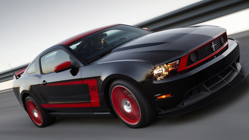 The Best Of Automotive 2012 Ford Mustang