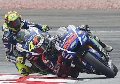 Skenario Juara Dunia MotoGP 2015