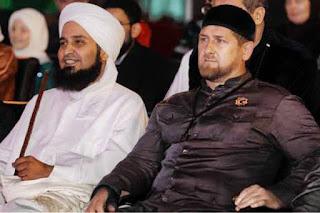 Presiden Chechnya: Pecinta Shalawat dan Habaib