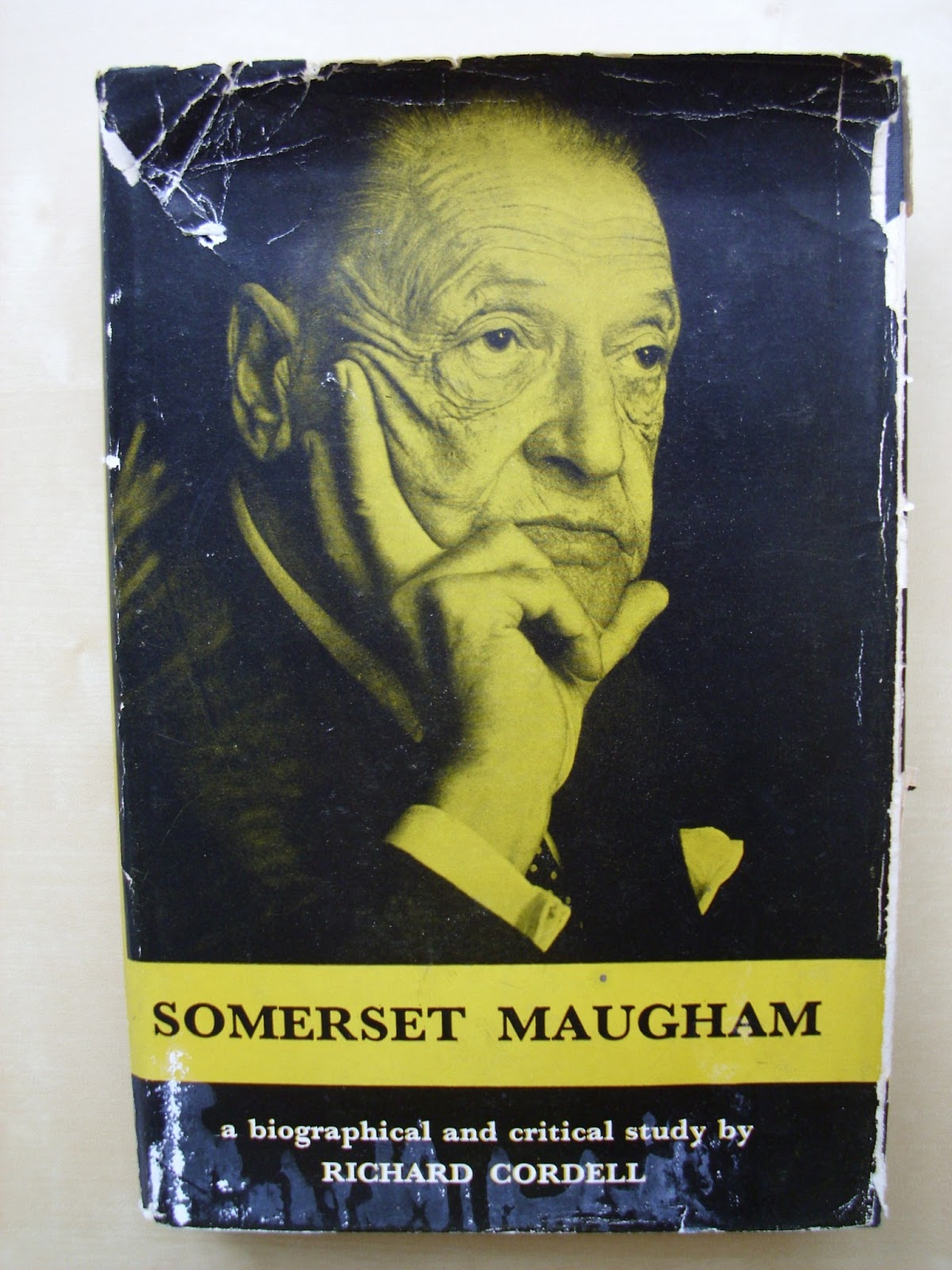 summary of the man with the scar written by somerset maugham The escape william somerset maugham i have always been convinced that if a woman once made up her mind to marry a man nothing but instant flight could save him.