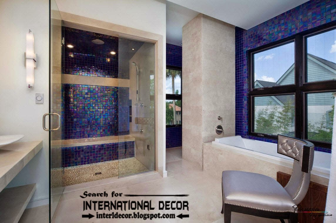 New Bathroom Tiles Designs Ideas