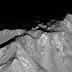 L'alba sul cratere Tycho