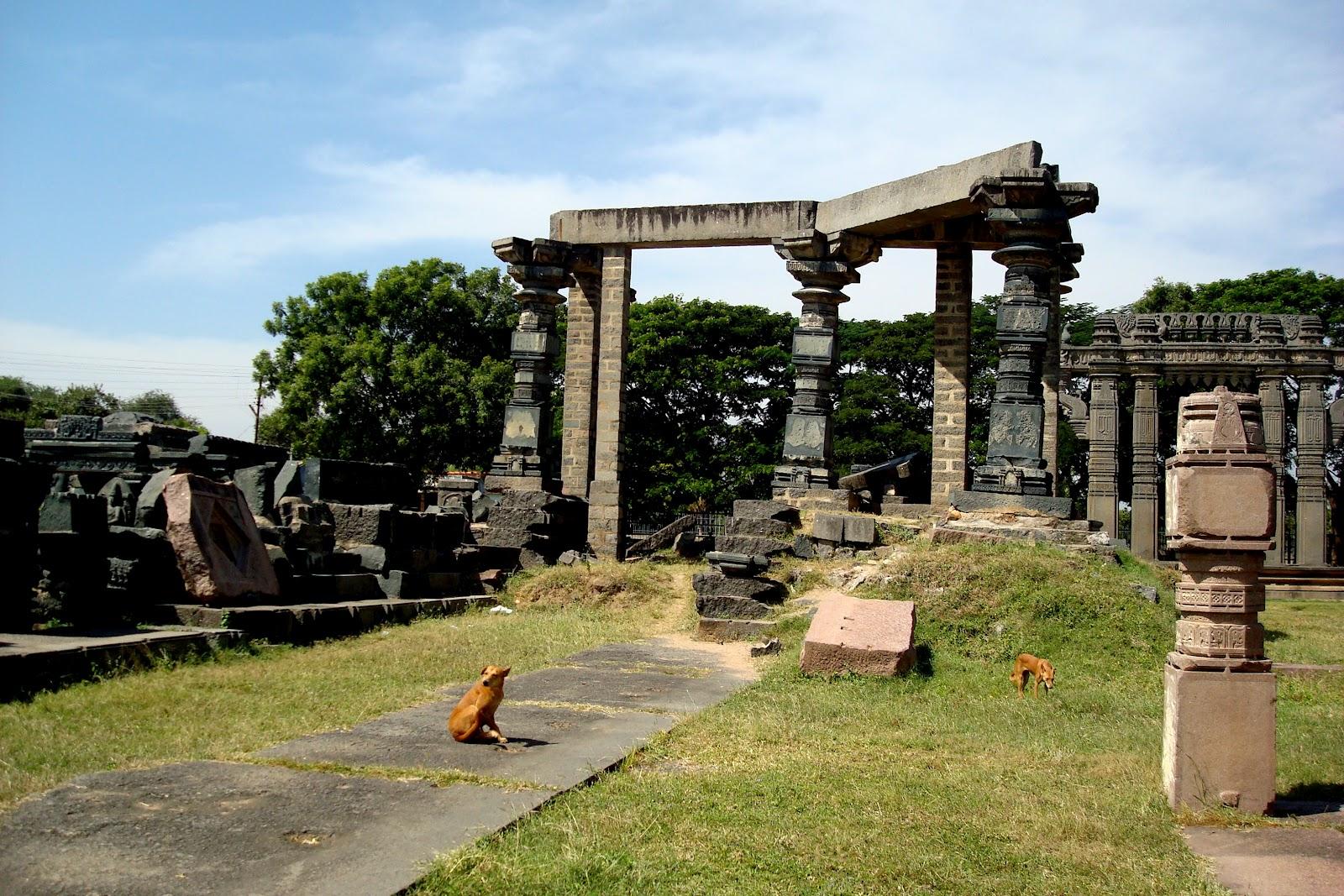 Image result for warangal fort