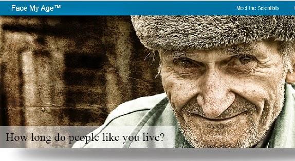 programa para ver cómo seré cuando sea viejo