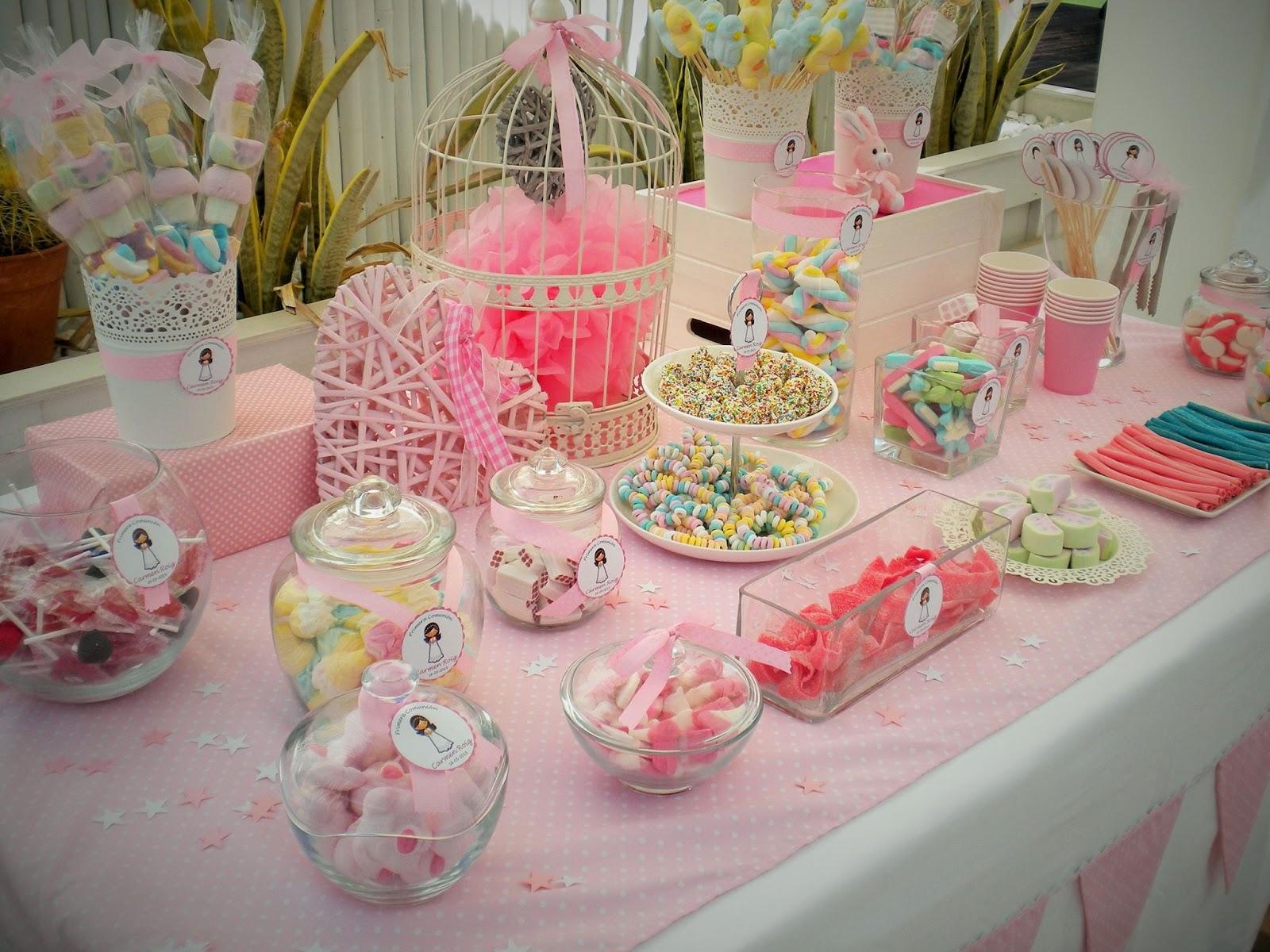 Ideas y cosas para tus fiestas infantiles decoracion para for Decoracion mesas fiestas